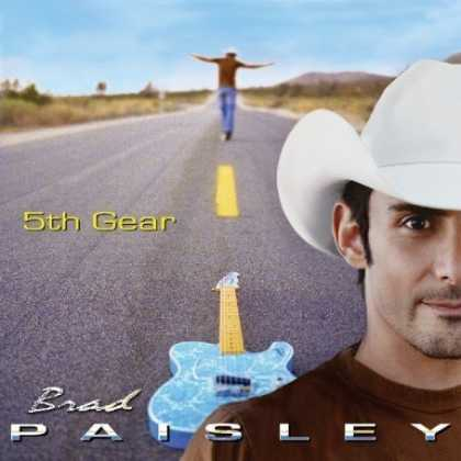 Bestselling Music (2007) - 5th Gear by Brad Paisley