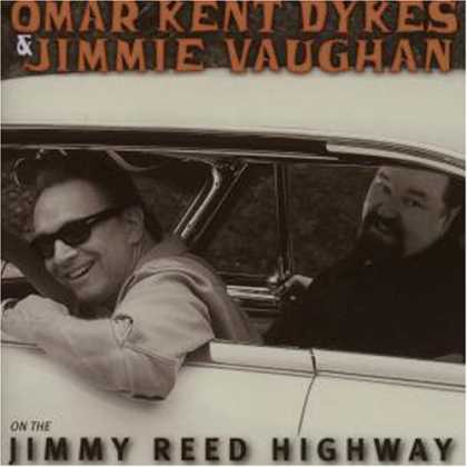 Bestselling Music (2007) - On the Jimmy Reed Highway by Omar Kent Dykes