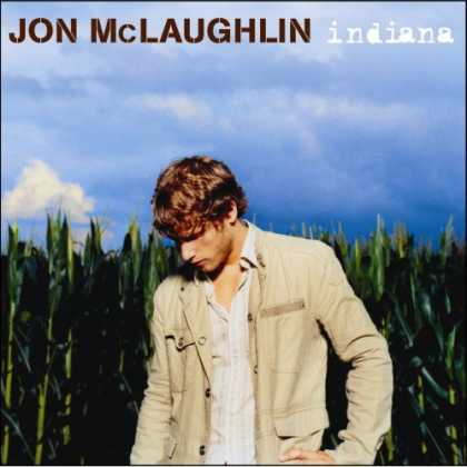 Bestselling Music (2007) - Indiana (with Bonus Disc) - Amazon.com Exclusive by Jon McLaughlin