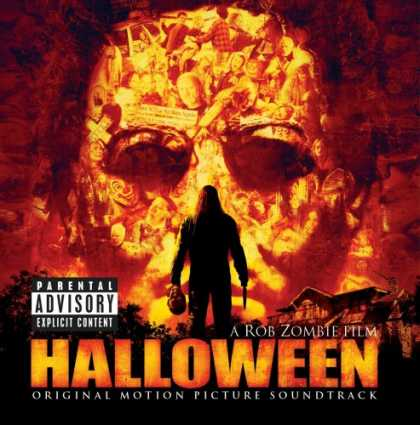 Bestselling Music (2007) - Halloween by Original Soundtrack
