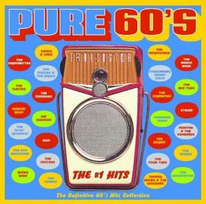 Bestselling Music (2007) - Pure 60's: The #1 Hits by Various Artists