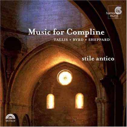Bestselling Music (2007) - Music for Compline