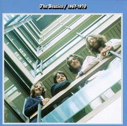Bestselling Music (2007) - The Beatles: 1967-1970 by The Beatles