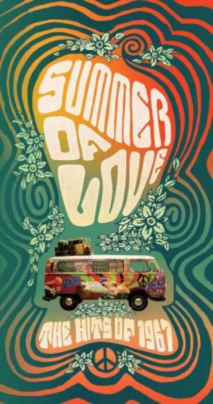 Bestselling Music (2007) - Summer Of Love: The Hits of 1967 by Various Artists