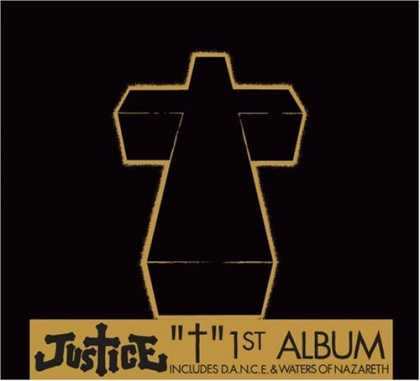 Bestselling Music (2007) - Cross by Justice