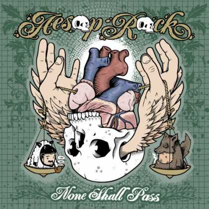 Bestselling Music (2007) - None Shall Pass by Aesop Rock