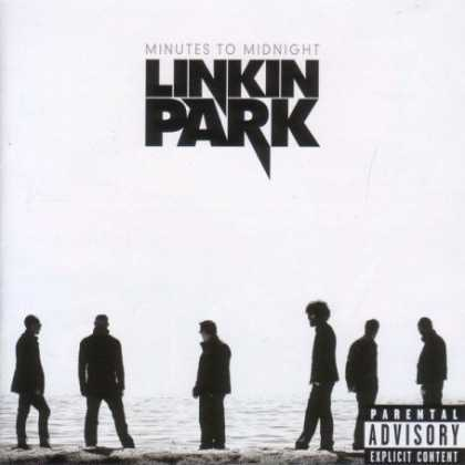 Bestselling Music (2007) - Minutes to Midnight by Linkin Park