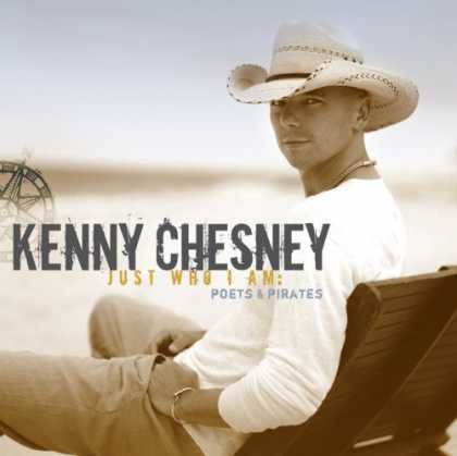 Bestselling Music (2007) - Just Who I Am: Poets & Pirates by Kenny Chesney