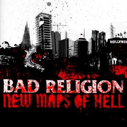 Bestselling Music (2007) - New Maps of Hell by Bad Religion