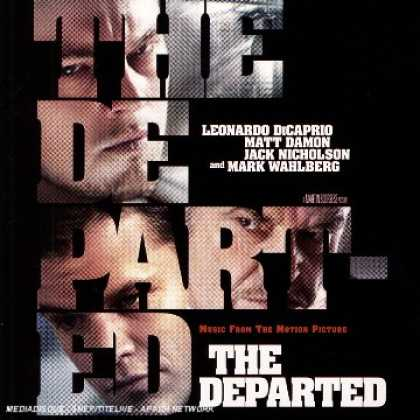 Bestselling Music (2007) - The Departed by Soundtrack