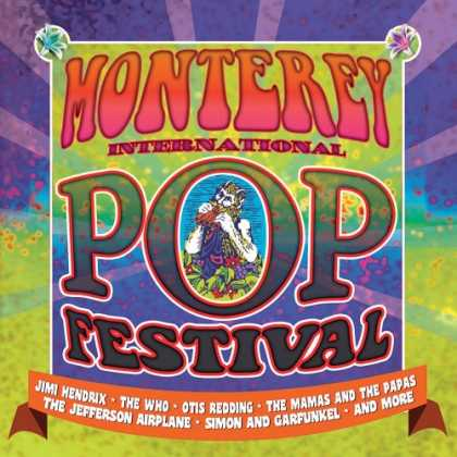 Bestselling Music (2007) - Monterey International Pop Festival by Various Artists
