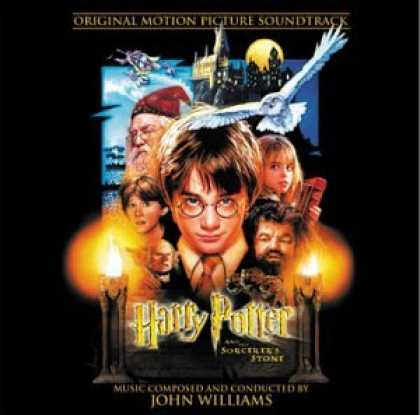Bestselling Music (2007) - Harry Potter and the Sorcerer's Stone - Original Motion Picture Soundtrack by Jo