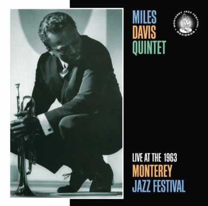 Bestselling Music (2007) - Monterey Jazz Festival Live 1963 by Miles Davis