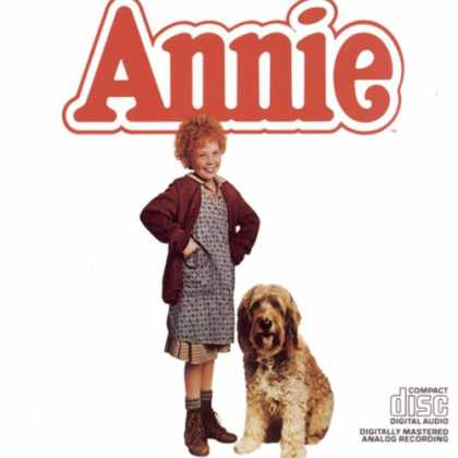 Bestselling Music (2007) - Annie (Original 1982 Motion Picture Soundtrack) by Charles Strouse