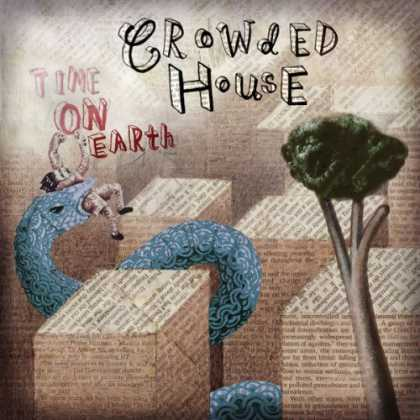 Bestselling Music (2007) - Time on Earth by Crowded House