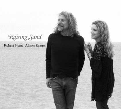 Bestselling Music (2007) - Raising Sand by Robert Plant and Alison Krauss