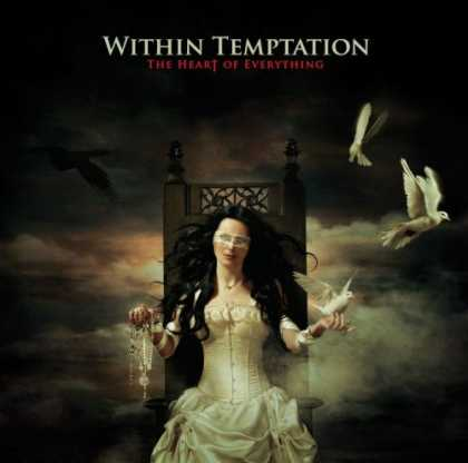 Bestselling Music (2007) - The Heart of Everything by Within Temptation