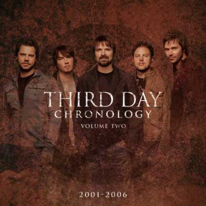Bestselling Music (2007) - Chronology, Vol. 2 by Third Day