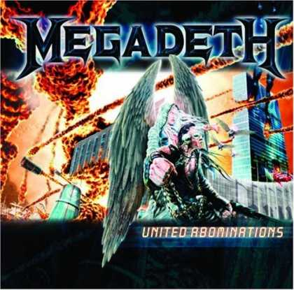 Bestselling Music (2007) - United Abominations by Megadeth