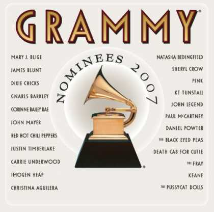 Bestselling Music (2007) - 2007 Grammy Nominees by Various Artists