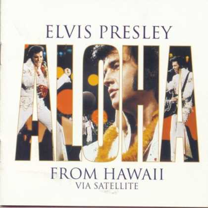Bestselling Music (2007) - Aloha From Hawaii - Via Satellite by Elvis Presley