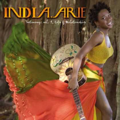 Bestselling Music (2007) - Testimony: Vol. 1, Life & Relationship by India.Arie