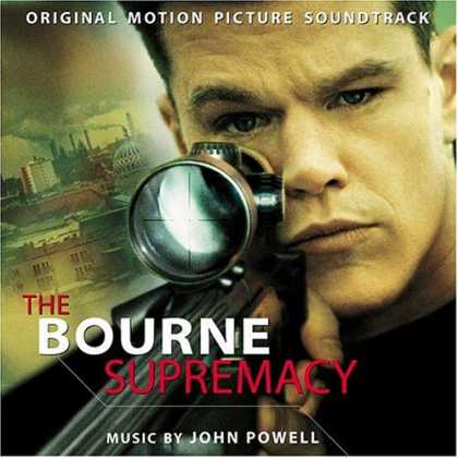 Bestselling Music (2007) - The Bourne Supremacy