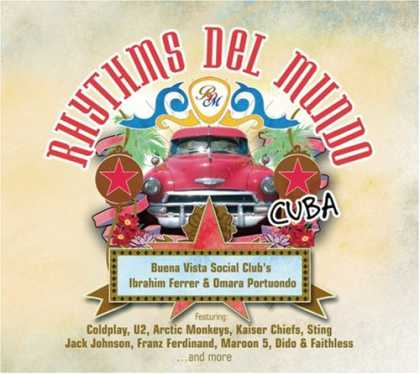 Bestselling Music (2007) - Rhythms del Mundo: Cuba by Various Artists