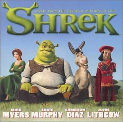 Bestselling Music (2007) - Shrek - Music from the Original Motion Picture by Various Artists - Soundtrack