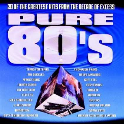 Bestselling Music (2007) - Pure 80's by Various Artists
