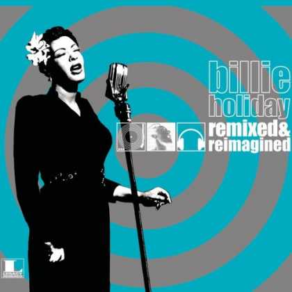 Bestselling Music (2007) - Remixed & Reimagined by Billie Holiday