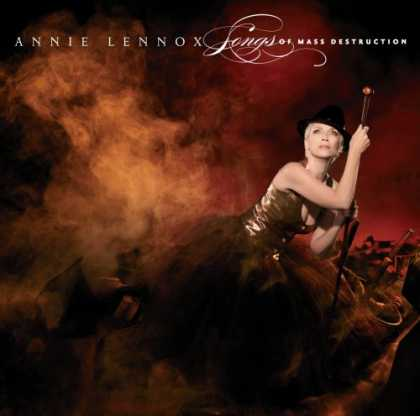 Bestselling Music (2007) - Songs of Mass Destruction by Annie Lennox