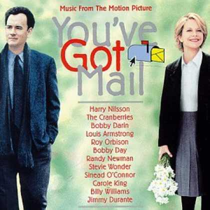 Bestselling Music (2007) - You've Got Mail: Music From The Motion Picture by George Fenton