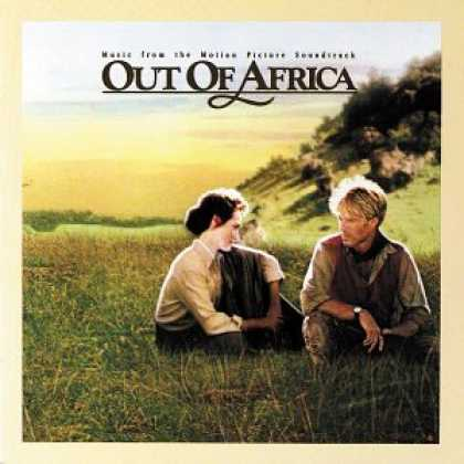Bestselling Music (2007) - Out Of Africa: Music From The Motion Picture Soundtrack
