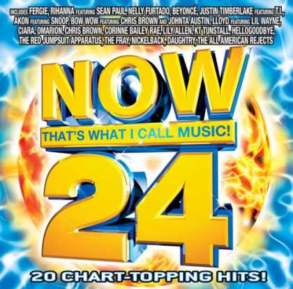 Bestselling Music (2007) - Now, Vol. 24 by Various Artists