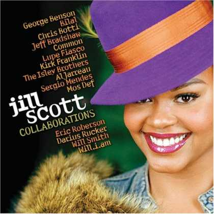 Bestselling Music (2007) - Collaborations by Jill Scott