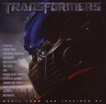 Bestselling Music (2007) - Transformers: The Movie by Various Artists