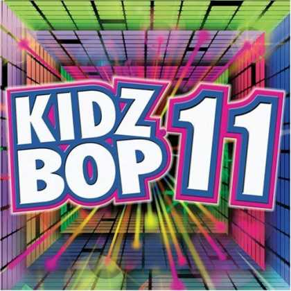 Bestselling Music (2007) - Kidz Bop, Vol. 11 by Kidz Bop Kids