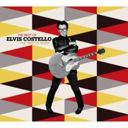 Bestselling Music (2007) - The Best of Elvis Costello: The First 10 Years by Elvis Costello