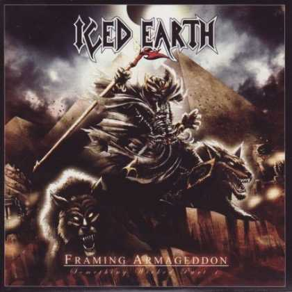 Bestselling Music (2007) - Framing Armageddon: Something Wicked Pt. 1 by Iced Earth