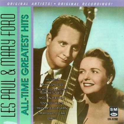 Bestselling Music (2007) - Les Paul & Mary Ford - All-Time Greatest Hits by Les Paul & Mary Ford