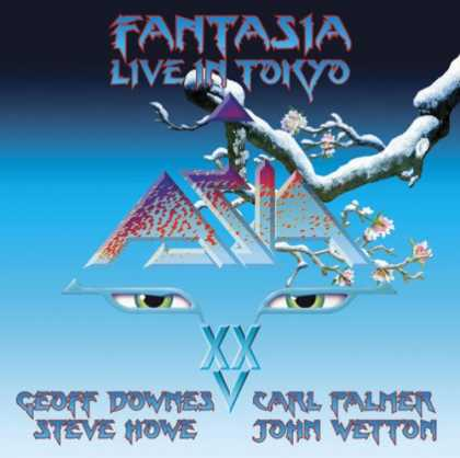 Bestselling Music (2007) - Fantasia - Live In Tokyo: 2007 (2CD) by Asia