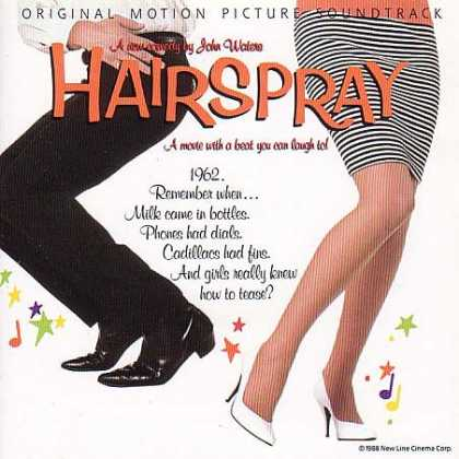 Bestselling Music (2007) - Hairspray: Original Motion Picture Soundtrack by Rachel Sweet