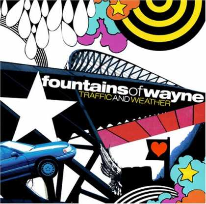 Bestselling Music (2007) - Traffic and Weather by Fountains of Wayne