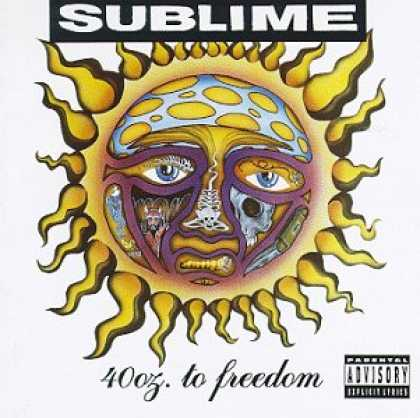 Bestselling Music (2007) - 40 Oz. to Freedom by Sublime