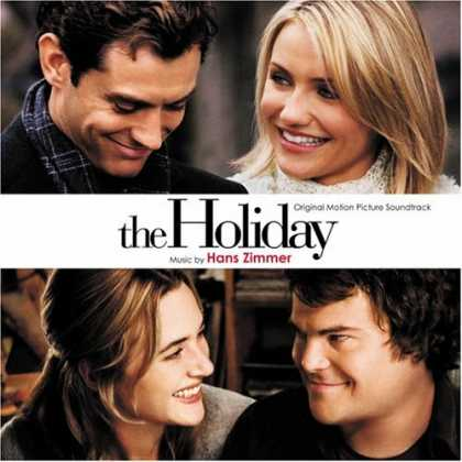 Bestselling Music (2007) - The Holiday (Score)