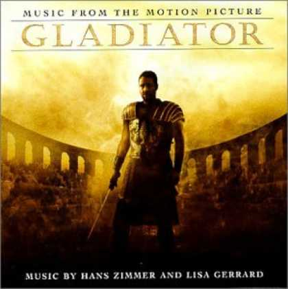 Bestselling Music (2007) - Gladiator: Music from the Motion Picture by Lisa Gerrard