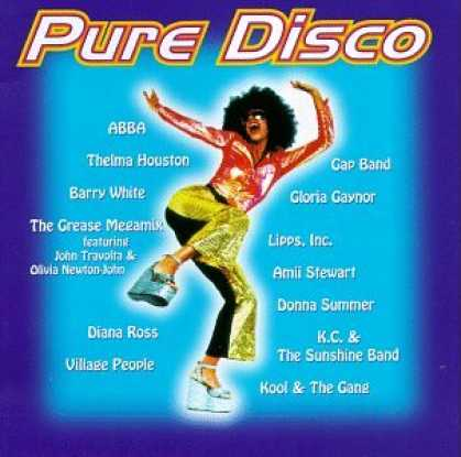 Bestselling Music (2007) - Pure Disco by Various Artists