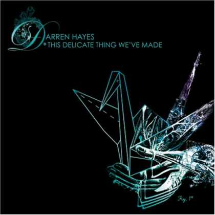 Bestselling Music (2007) - This Delicate Thing We've Made (2 CDS) by Darren Hayes