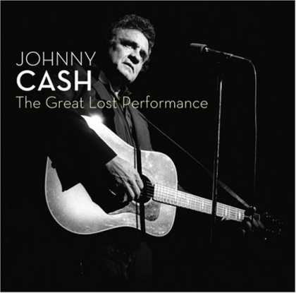 Bestselling Music (2007) - The Great Lost Performance by Johnny Cash